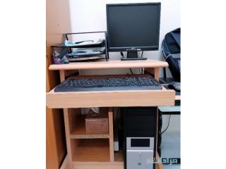 كمبيوتر مكتبي للبيع ((مستعمل))