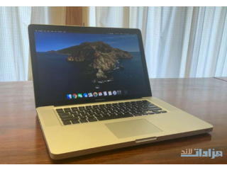 Apple MacBook Pro Core i7 15.4inch 8GB Ram/256GB SSD