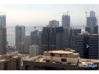 غرفتين وصالة قرب صحارى مول الشارقة مع اطلالة رائعة بسعر 390 الف درهم