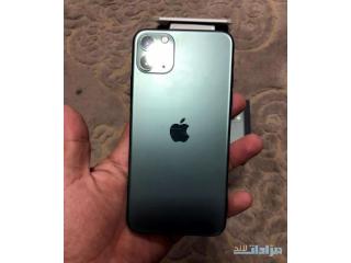 I phone 11 pro max used