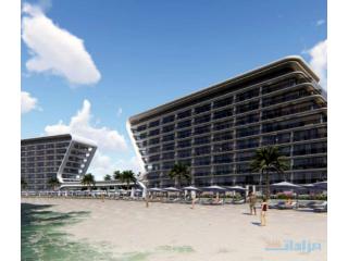 للبيع شقة في جزيرة ياس اطلالة مباشرة على الشاطئ بسعر خيالي