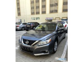 نيسان التيما 2017 بحالة ممتازه ومواصفات Nissan Altima 2017