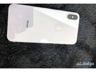 IPhone X 64 Gb with FaceTime no face I'd