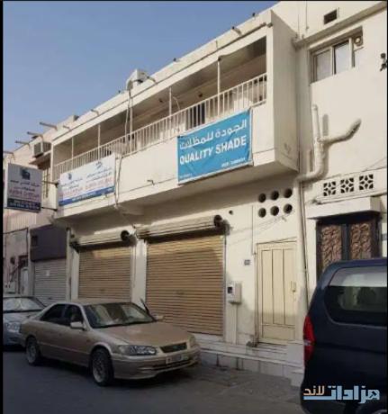 llbyaa-mbn-tgary-fy-almhrk-for-sale-commercial-building-in-muharraq-big-1