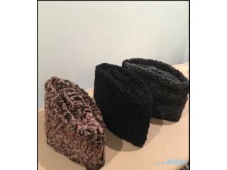 Woollen caps