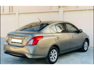 Nissan Sunny 2016 Model Full Automatic with Alloy Wheels