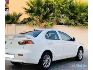 Mitsubishi Lancer GLS 2016 Model Fully Agent Maintained from Zayani