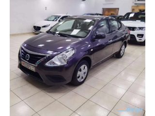 Nissan Sunny SV 2018