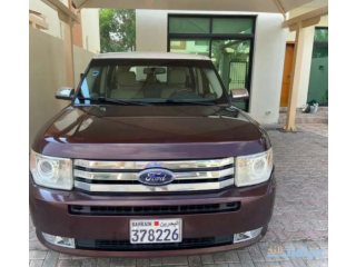Ford Flex Limited and