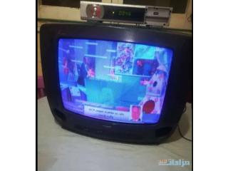 تلفزيون جولدي بدون رسيفر شغال 100% والسعر 400جنيه وربنا يبارك