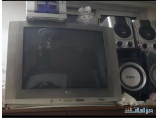 تليفزيون LG. 29 بوصه.