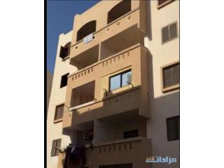 شقة للبيع -منطقة ابو عشرة-الغردقة