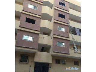 شقة فى عمارة جديدة بالسويس/ حى السلام 2