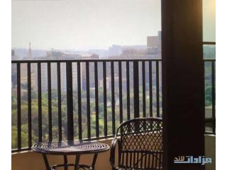 شقة مساحتها 305 م² تطل على حديقة الميريلاند بمصر الجديدة