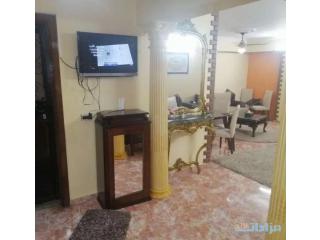 شقة في ميدان الظاهر عمارة الظاهر مول