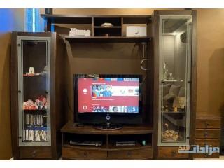 خزانة تلفزيون (بوفيه)