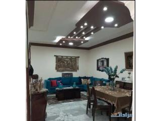 شقة للبيع فى الجندويل 160م مع مدخل مستقل وحديقة وترسات سوبرديلوكس