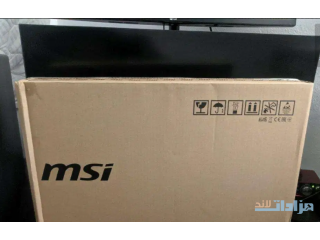 MSI Gamming laptop