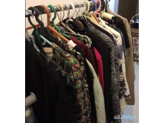 Ladies clothing - mainly jackets/dresses/tops, etc.