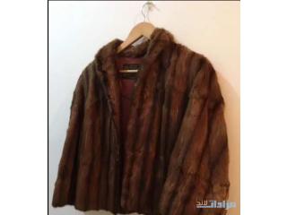 Fur coat/jacket original made in Canada. 20KD