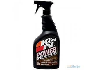 K&n فلتر الهواء منظف