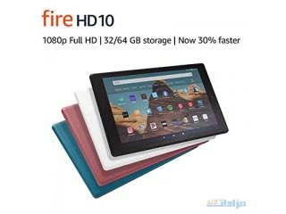 """Fire HD 10 Tablet (10.1"""" 1080p full HD display, 32 GB) – Black"""