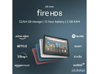 All-new Fire HD 8 table