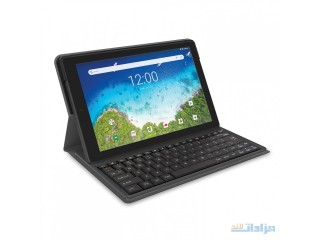 """RCA Viking Pro 10.1"""" 2-in-1 Tablet with Folio"""
