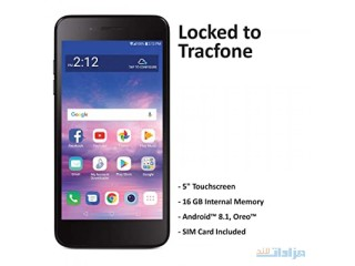 Tracfone Carrier-Locked LG Rebel 4 4G LTE
