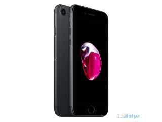 Simple Mobile Apple iPhone 7 with 32GB 4G LTE Prepaid, Black