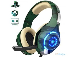 PS4 Gaming Headset with mic, Beexcellent