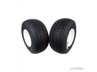 MASSFX Wheel & Tire Golf Cart Tire