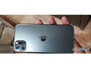 ايفون 11 برو ماكس ٦٤ جيجا