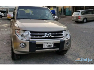 Pajero 2010 FUll option 4sale