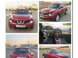 Nissan Juke - 2014 Red