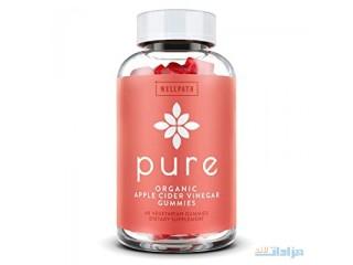 Pure Apple Cider Vinegar Gummies - First USDA Organic Certified ACV Gummies