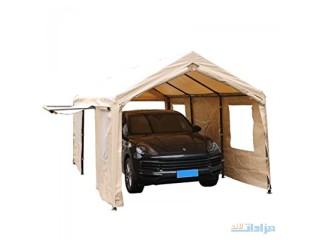 SORARA Carport 10 x 20 ft Heavy Duty