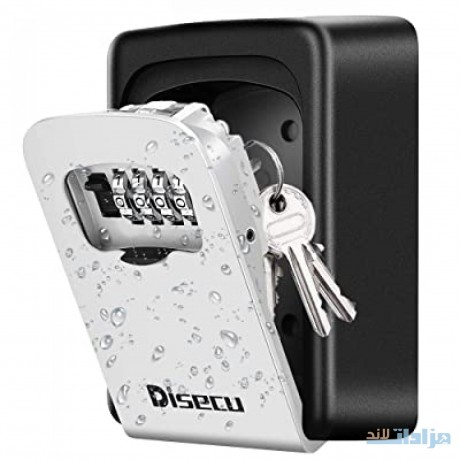 disecu-key-lock-box-wall-mounted-waterproof-combination-key-safe-box-for-house-spare-keys-big-0
