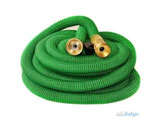 Riemex Expandable Hose Green 50 FT Heavy Duty Garden Water Hose