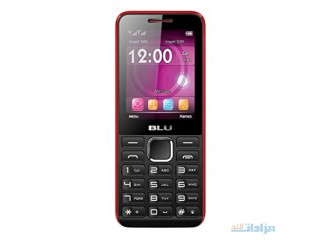 BLU Tank II T193 Unlocked GSM Dual-SIM Cell Phone