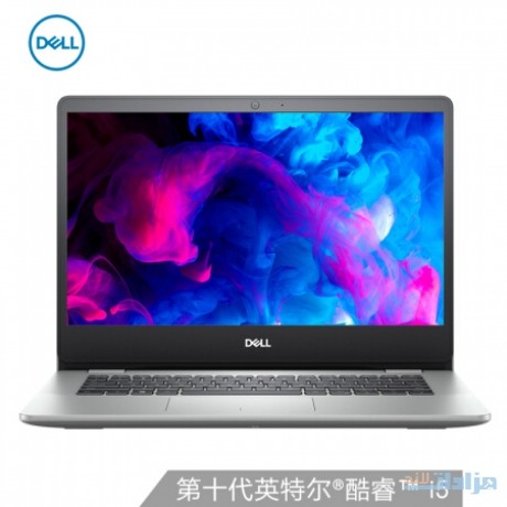 dell-dell-dell-spirit-yue-5000-14-inch-core-i5-net-lesson-learning-thin-laptop-ten-generations-i5-1035g1-8g-512g-mx230-2g-exclusive-silver-big-0