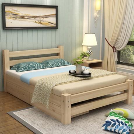 nova-shamme-single-bed-solid-wood-bed-pine-adult-beds-big-0
