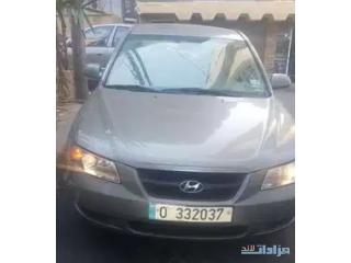 سيارة هيونداي سوناتا 2008السعر 3500$