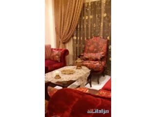 بيت مفروش برج ابي حيدر ١١٠ امتار