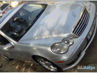 Mercedes C230 2005