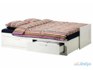 Bedroom set - Ikea (hardly used)