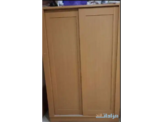 Wardrobe 2 Doors / دلاب درفتين جرار