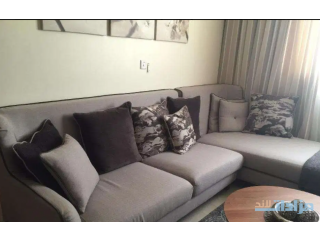 Sofa set with armchair from NABCO in mint condition