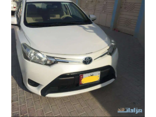 Toyota Yaris model 2017. registration 2018 perfect condition car