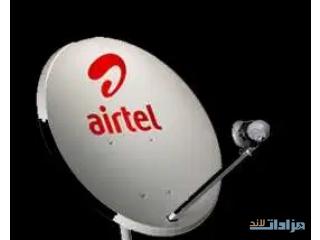 Airtel dish receiver sale